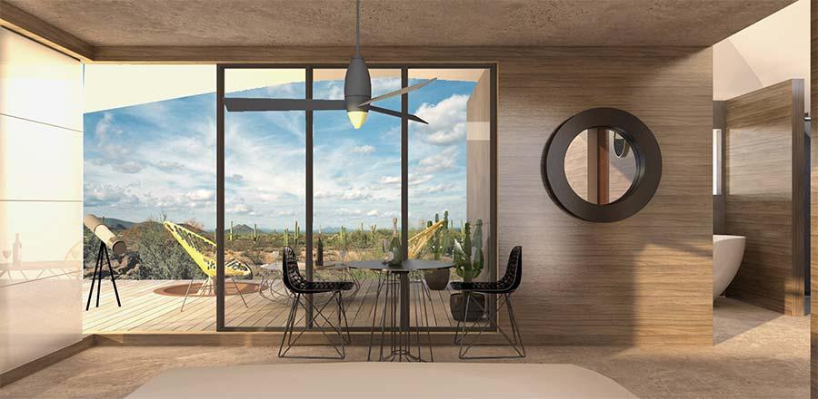 MECCA Resort project by Desert Rock Development
